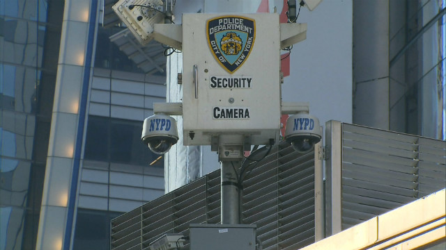 NYPD is developing a body scanning device that can see through clothes.
