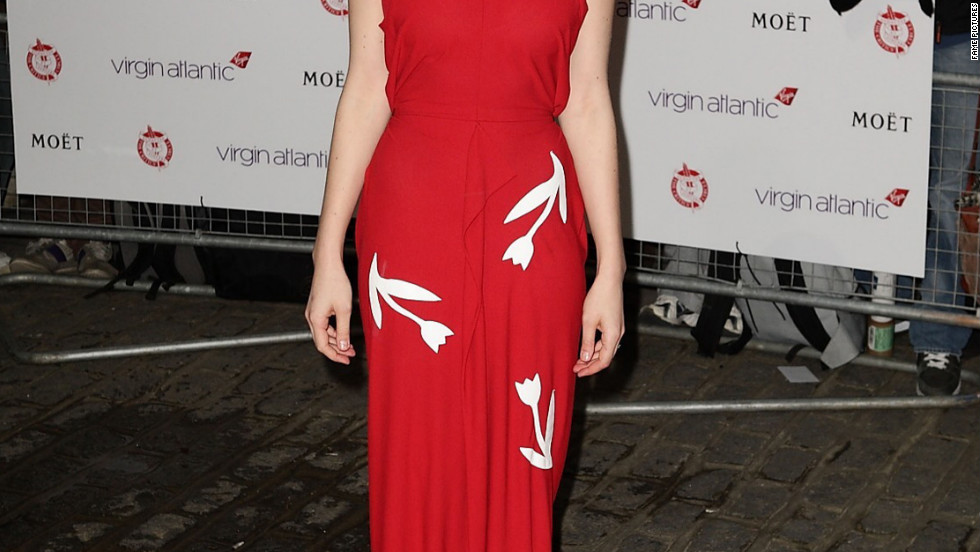 Carey Mulligan attends the London Critics Circle Film Awards in London.