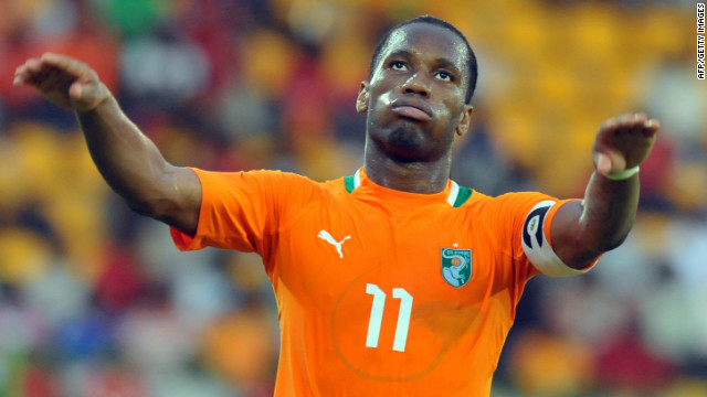 Dider Drogba scored the winner as the Ivory Coast defeated Sudan 1-0 at the Africa Cup of Nations.