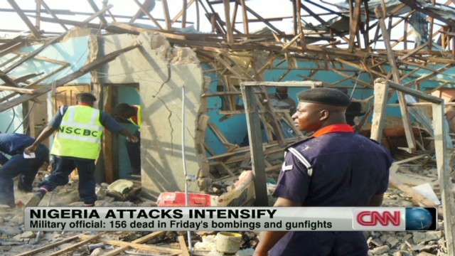 Atmosphere tense after Kano attacks