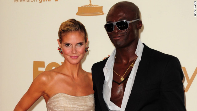"One source close to Heidi Klum and Seal said, ""I believe they were madly in love."""