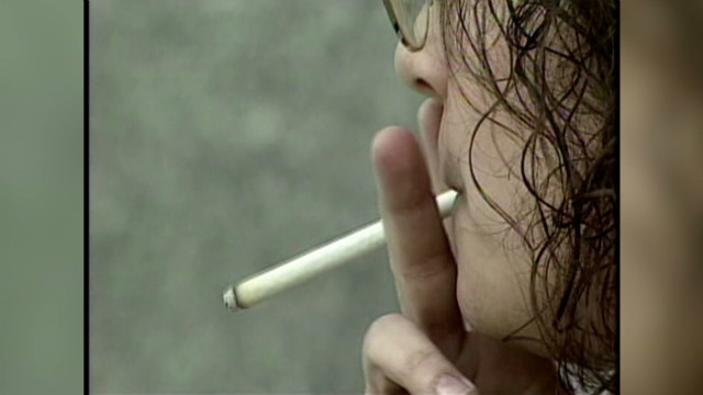 Study looks at cancer patients who smoke