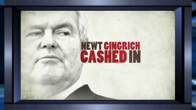 Romney, Gingrich ratchet up attacks