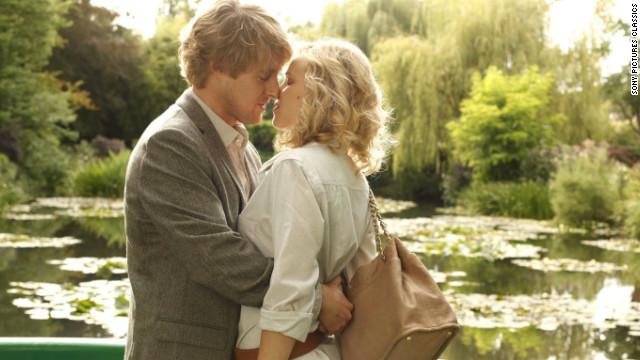 Owen Wilson and Rachel McAdams in the 2011 film, 'Midnight in Paris.'