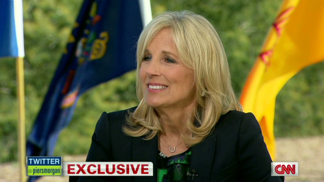 piers jill biden students don't know 2nd lady_00000000