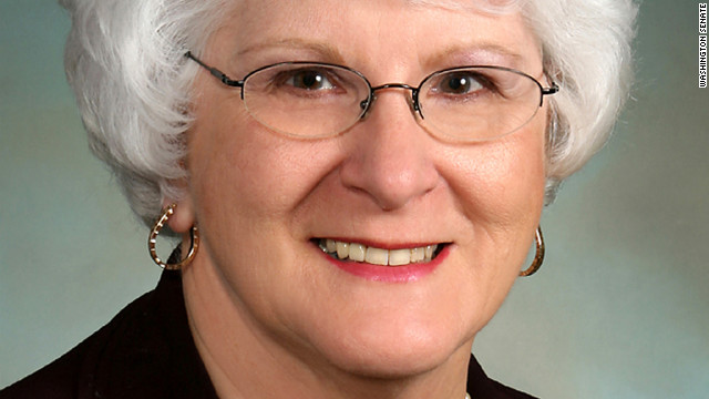 Washington Sen. Mary Margaret Haugen announced her support for same-sex marriage on Monday.