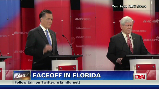 GOP candidates on the attack in Florida