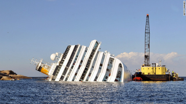Experts fear salvage work on the stricken cruise ship Costa Concordia is becoming too dangerous.