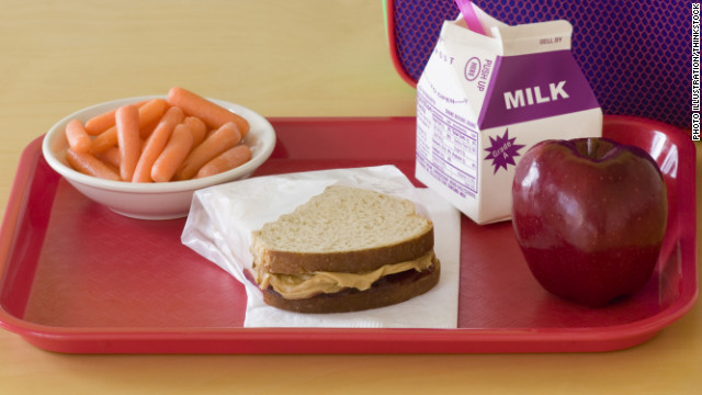 Modifications to federal rules regarding healthy school lunches mean some students' favorite items have returned.