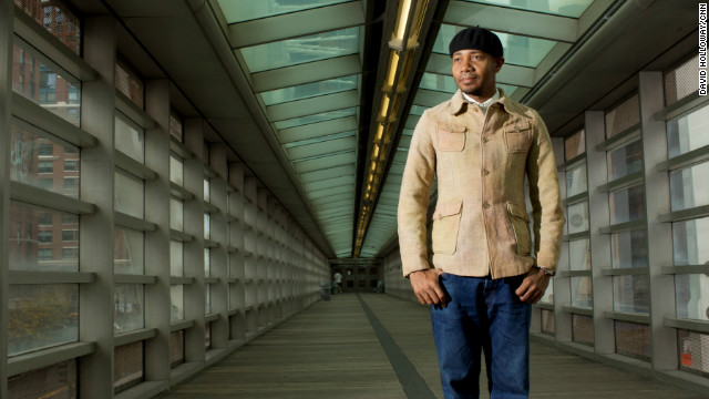 Paul D. Miller -- DJ Spooky aka That Subliminal Kid -- bridges diverse genres and subjects, creating something new.