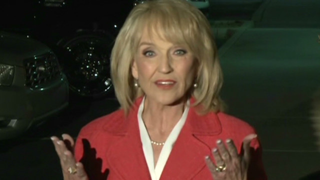 Gov. Jan Brewer: Obama is 'thin skinned'