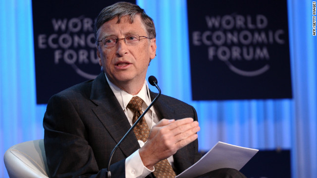 Bill Gates' foundation foundation issued a challenge last year to improve sanitation worldwide.