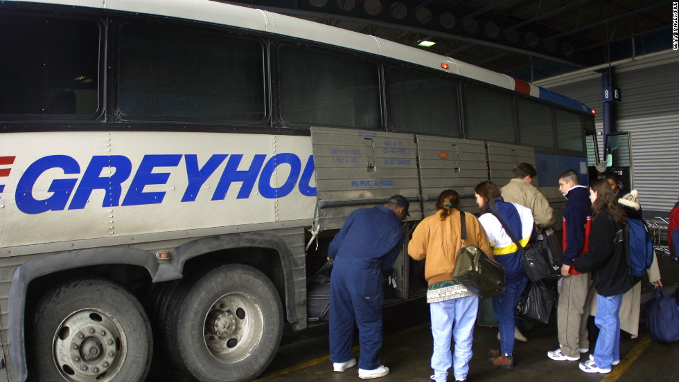 TSA teams also join local and state authorities to spot-check the nation's bus stations. In 2009, there were 841,993 buses in the U.S., according to the Bureau of Transportation Statistics.