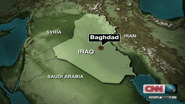 Dozens killed in Iraq bombing
