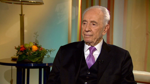 Peres: Iran most corrupt nation on Earth
