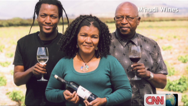 A family of wine makers