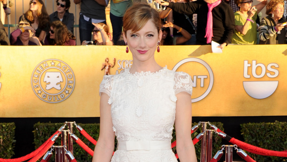 judy greer sag fashion