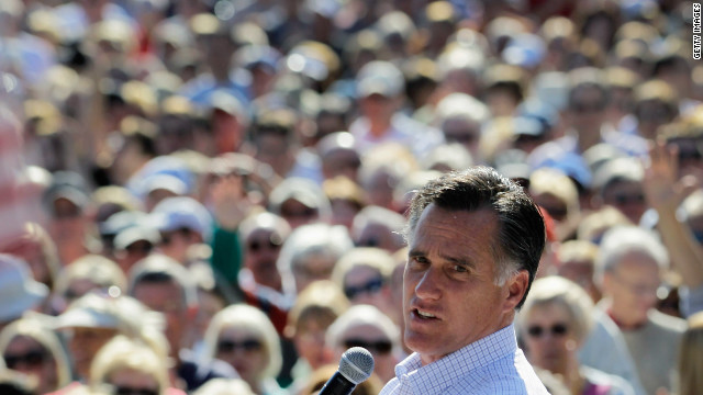 Can Mitt Romney win the Hispanic vote in Florida?