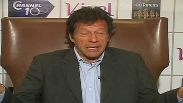 Imran Khan says Tendulkar should retire