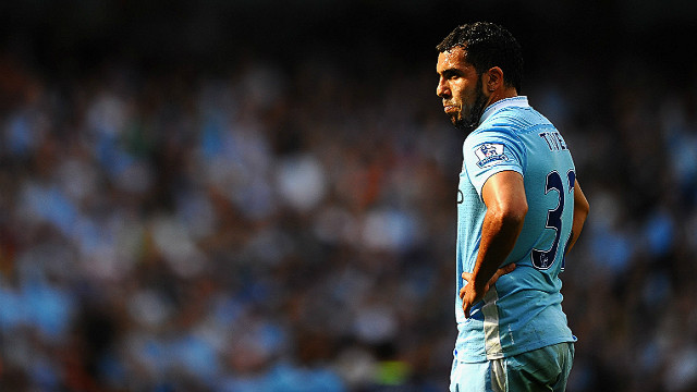 Plenty of players were on the move on a low-key transfer deadline day. But not Manchester City's Carlos Tevez.