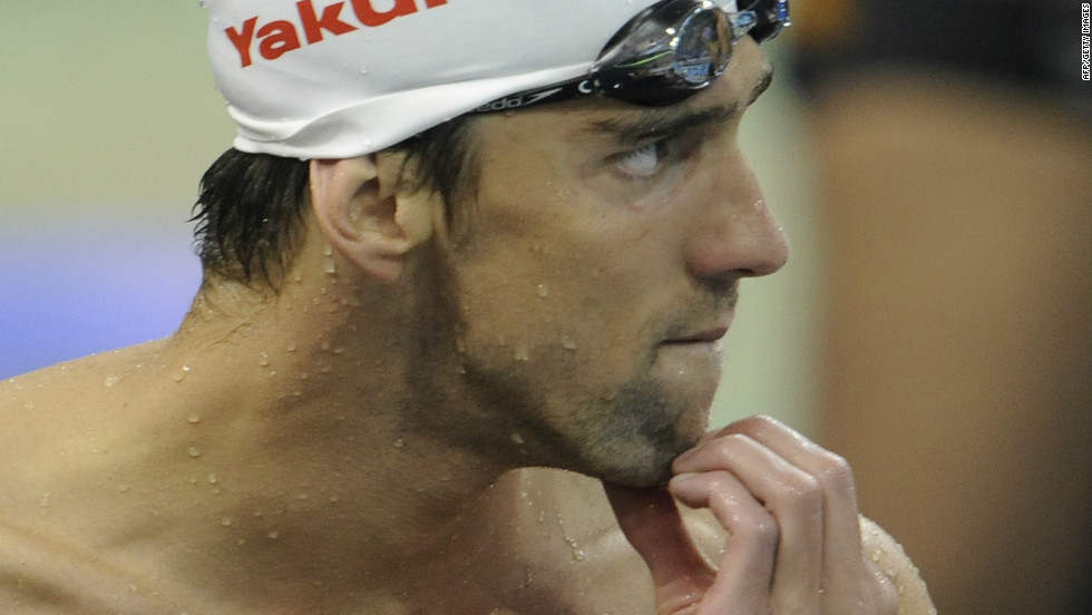U.S. swimmer Michael Phelps admitted he struggled for motivation after his record-breaking feats at the 2008 Beijing Olympics, but is now fully focused on this year's event in London.