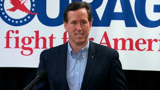 Santorum looks ahead to Nevada