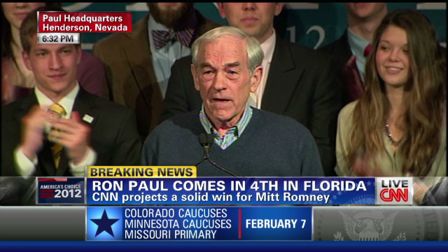 Paul: 'I'll see you at the caucuses'