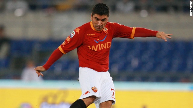 The only January signing by EPL big-spenders Manchester was a loan deal for AS Roma's midfielder David Pizarro.