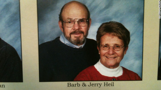 Jerry and Barb Heil remain unaccounted for since their cruise ship ran aground off the coast of Tuscany.