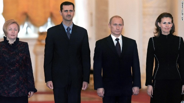 Russia helping Syria sidestep sanctions