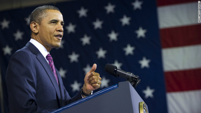 President Barack Obama faces TV attack ads from Republican outside groups over failed energy company Solyndra.