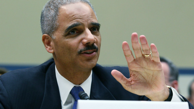 Harsh 'Fast & Furious' hearing for Holder