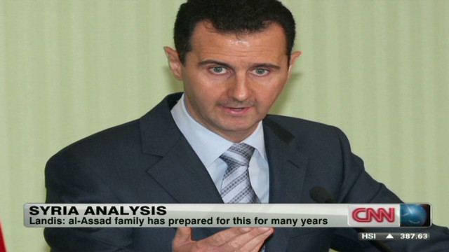 How long can al-Assad remain in power?