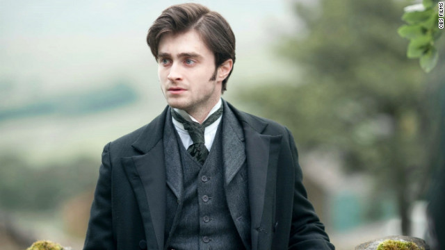 """The Woman in Black"" stars Daniel Radcliffe in his first big screen outing of the post-""Harry Potter"" era."