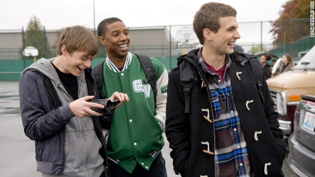 "Dane DeHaan, Michael B. Jordan and Alex Russell star in ""Chronicle."""