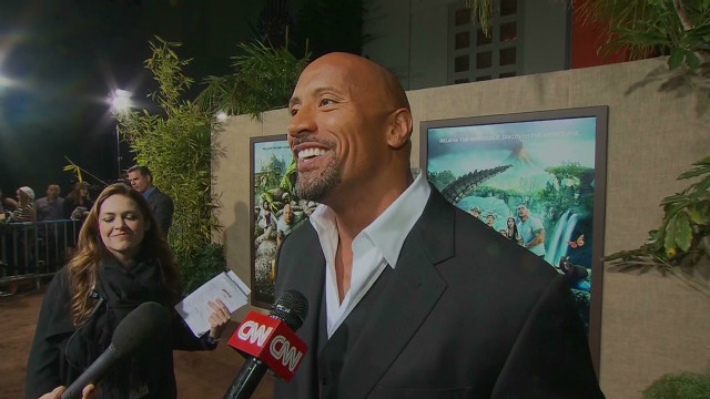 2012: What it takes to date 'The Rock'!