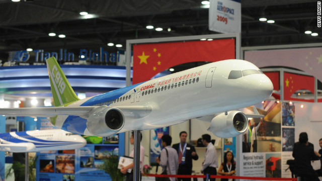 Small model, big ambitions: China hopes the C919 will break the dominance of Boeing and Airbus