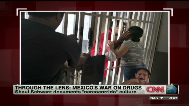 Photographer documents war on drugs