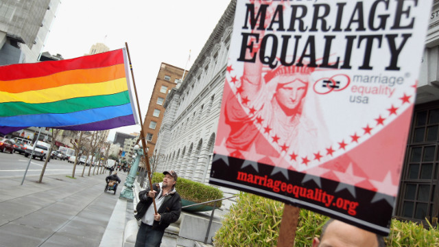 February: Court rules against Prop 8