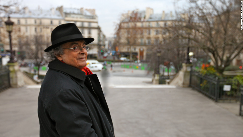 Adonis, 82, won last year's German Goethe Prize and was a favorite for the Nobel Prize for Literature.
