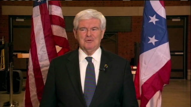 Gingrich: U.S. should intervene in Syria