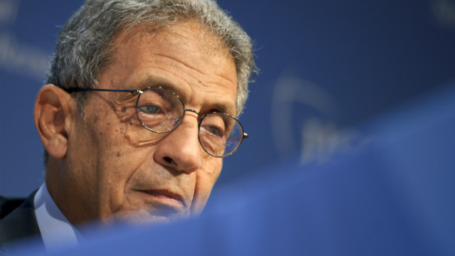 Improving economy is considered to be the biggest national challenge according to a survey last May. Presidential Hopeful Amr Moussa talks to CNN about the future of  Egypt's economy