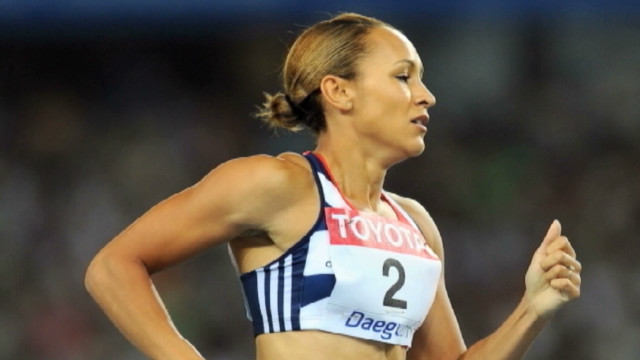 Human to Hero: Jessica Ennis
