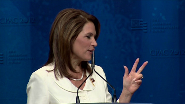Bachmann describes 'series of humiliations'
