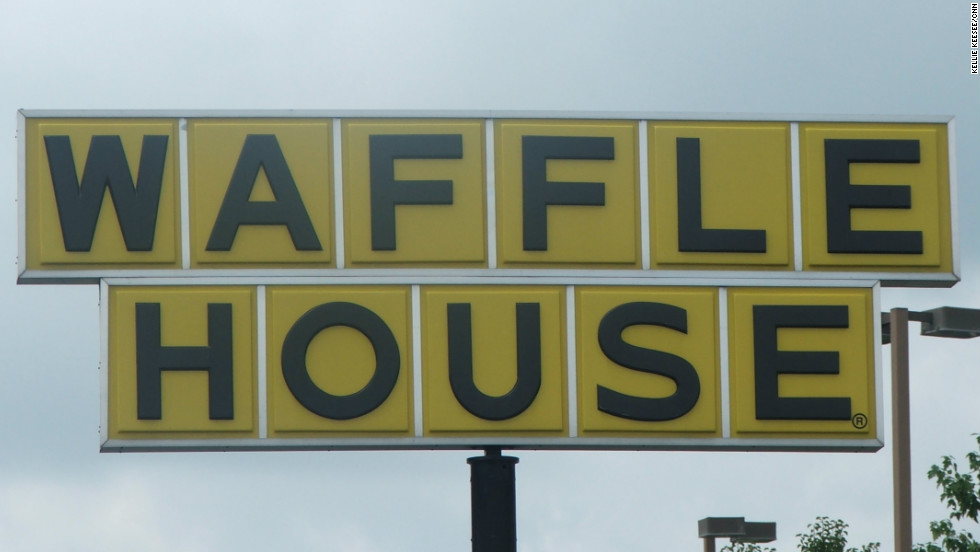 How the Waffle House is archaic to resolve a typhoon's fury