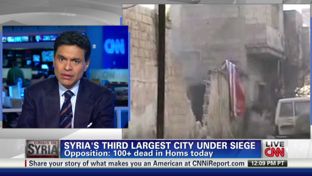 Zakaria: Iran loses in Syrian civil war