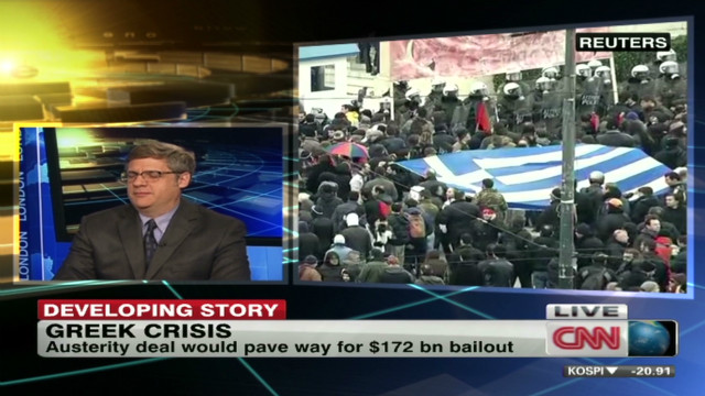 Can Greece prevent a massive default?