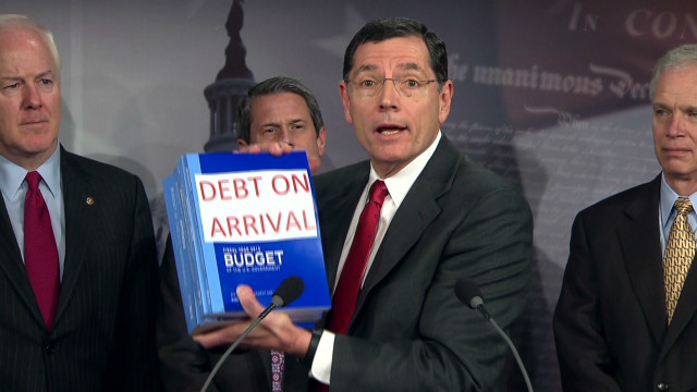 GOP: Obama budget 'debt on arrival'