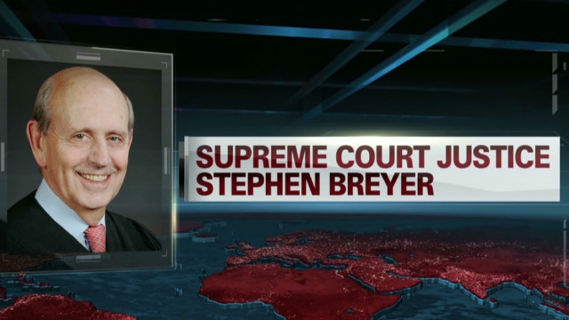 Supreme Court justice robbed on vacation