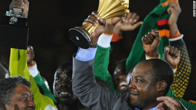 Bwalya on Zambia's fateful final